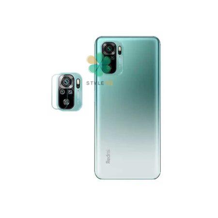 خرید محافظ گلس لنز دوربین گوشی شیائومی Xiaomi Redmi Note 10