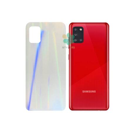 خرید برچسب نانو پشت گوشی سامسونگ Galaxy A31 مدل رنگین کمان