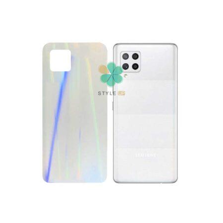 خرید برچسب نانو پشت گوشی سامسونگ Galaxy M42 5G مدل رنگین کمان