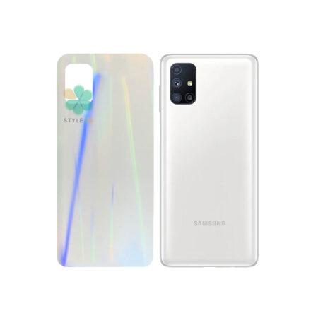 خرید برچسب نانو پشت گوشی سامسونگ Galaxy M51 مدل رنگین کمان