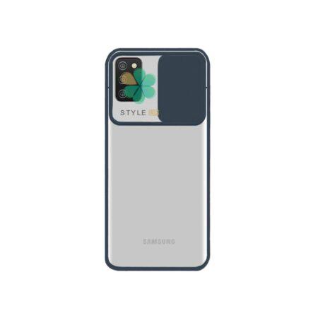 خرید قاب گوشی سامسونگ Samsung Galaxy F02s مدل پشت مات کم شیلد رنگی