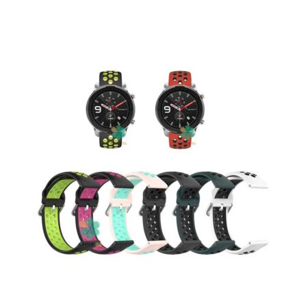 خرید بند ساعت شیائومی Xiaomi Amazfit GTR 47mm مدل نایکی سگکی