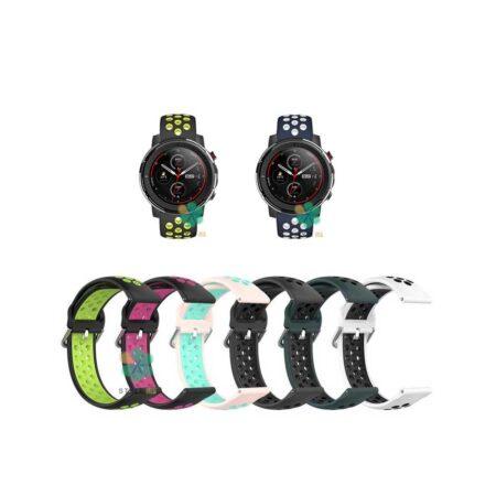 خرید بند ساعت شیائومی Xiaomi Amazfit Stratos 3 مدل نایکی سگکی