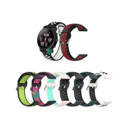 خرید بند ساعت شیائومی Xiaomi Amazfit Stratos مدل نایکی سگکی