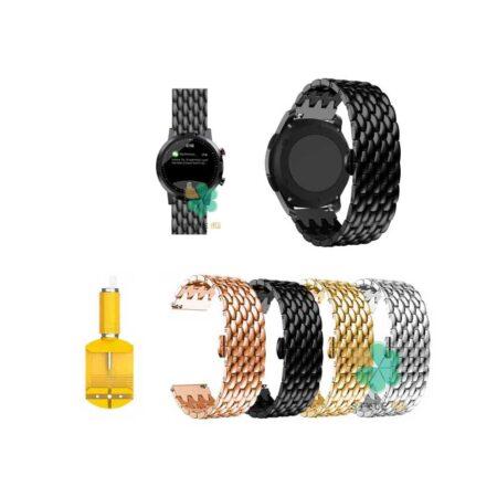 خرید بند ساعت شیائومی Xiaomi Haylou RT LS05S مدل فلزی طرح دراگون