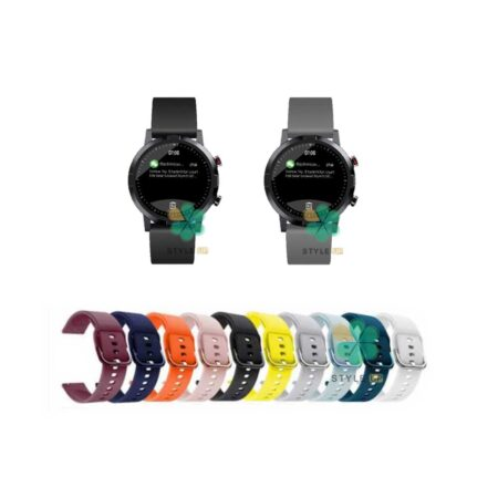 خرید بند ساعت شیائومی Xiaomi Haylou RT LS05S مدل سیلیکونی نرم