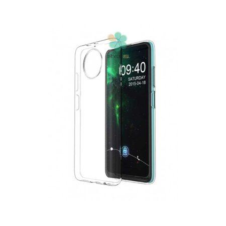خرید قاب گوشی شیائومی Xiaomi Redmi Note 9T 5G مدل ژله ای شفاف