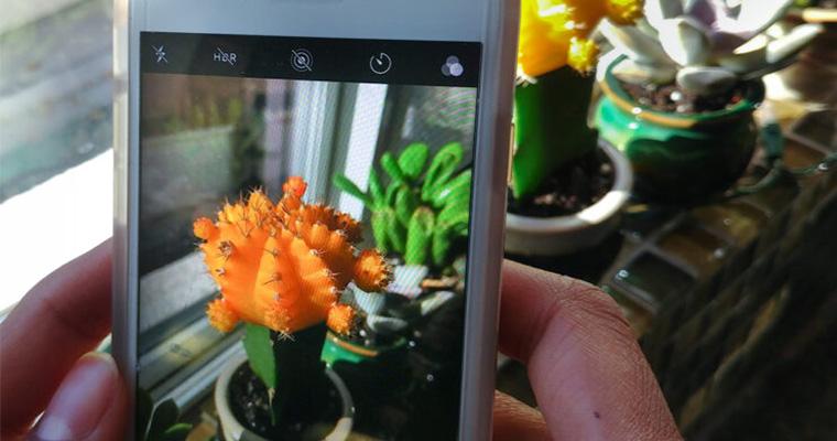 آموزش عکاسی با موبایل