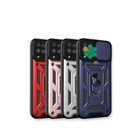 خرید قاب آنتی شوک گوشی سامسونگ Galaxy A42 5G مدل Knight's Shadow