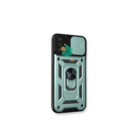 عکس قاب آنتی شوک گوشی سامسونگ Galaxy A71 مدل Knight's Shadow