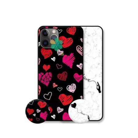 قیمت قاب هنری گوشی اپل ایفون Apple iPhone 11 Pro Max مدل Love Art