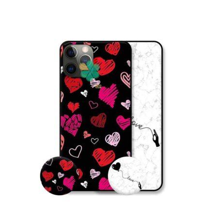 قیمت قاب هنری گوشی اپل ایفون Apple iPhone 12 Pro مدل Love Art
