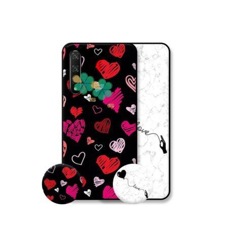خرید قاب هنری گوشی هواوی Huawei Nova 5T مدل Love Art