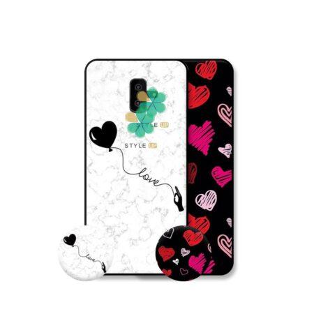 خرید قاب هنری گوشی سامسونگ Samsung Galaxy J6 Plus مدل Love Art