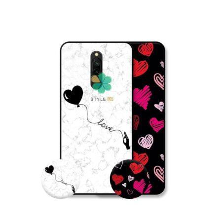 خرید قاب هنری گوشی شیائومی Xiaomi Redmi 8 مدل Love Art