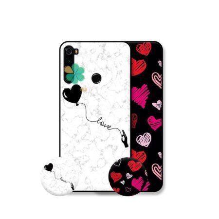 خرید قاب هنری گوشی شیائومی Xiaomi Redmi Note 8 مدل Love Art