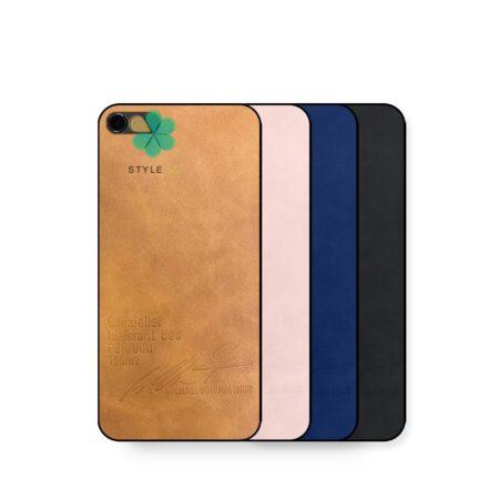خرید کاور چرم گوشی اپل آیفون iPhone 6 / 6s طرح Autograph