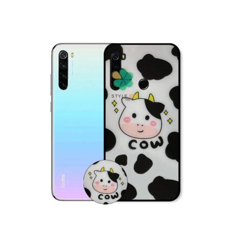 قیمت قاب گوشی شیائومی Xiaomi Redmi Note 8 2021 طرح رئیس مزرعه