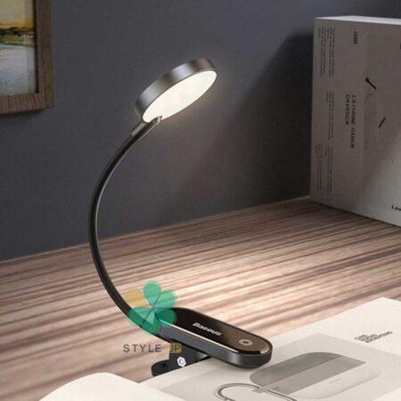 خرید چراغ مطالعه شارژی بیسوس Baseus Mini Clip DGRAD-0G