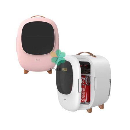 خرید مینی یخچال و گرم کننده قابل حمل بیسوس مدل Baseus Zero Space CRBX01