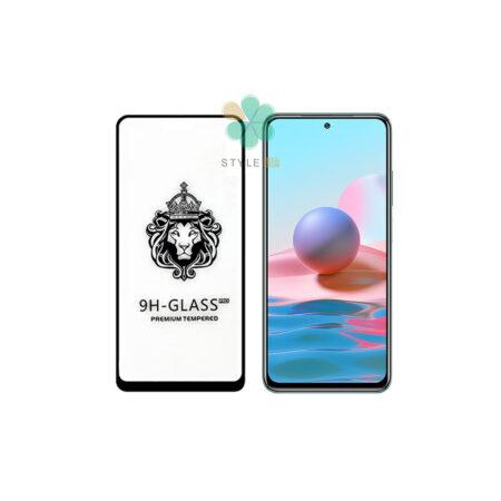 خرید گلس گوشی شیائومی Xiaomi Redmi Note 10 مدل CASSIEY