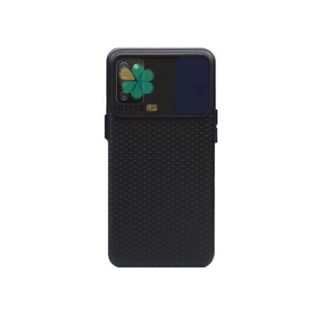 خرید کاور ضد ضربه گوشی سامسونگ Galaxy M02s مدل کم شیلد رنگی
