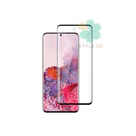 عکس گلس سرامیکی گوشی سامسونگ Galaxy S21 FE 5G مدل تمام صفحه