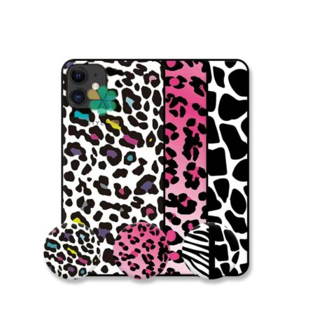 خرید قاب گوشی اپل آیفون Apple iPhone 12 Mini طرح Cheetah