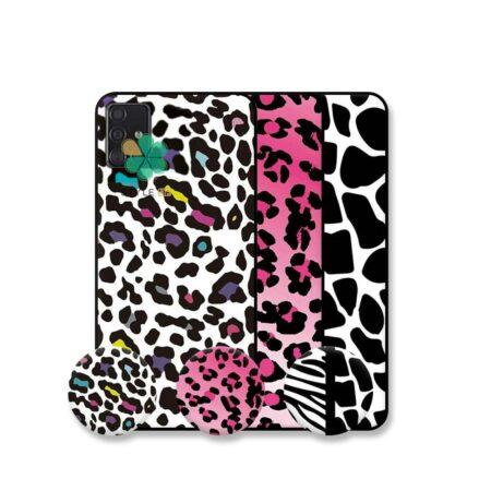 خرید قاب گوشی سامسونگ Samsung Galaxy A51 طرح Cheetah