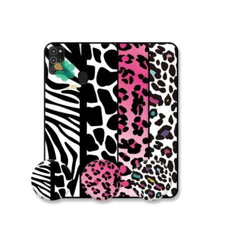 خرید قاب گوشی سامسونگ Samsung Galaxy M21 طرح Cheetah