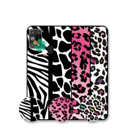 خرید قاب گوشی سامسونگ Samsung Galaxy M31 طرح Cheetah