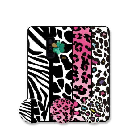خرید قاب گوشی سامسونگ Samsung Galaxy S9 Plus طرح Cheetah