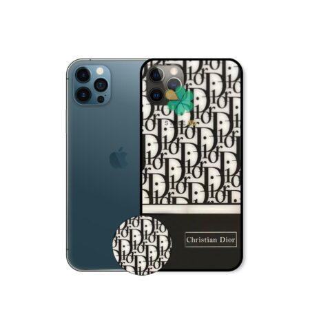 خرید قاب گوشی آیفون Apple iPhone 12 Pro Max طرح Christian Dior