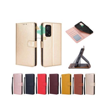 خرید کیف چرم گوشی شیائومی Xiaomi Mi 10T مدل ایمپریال قفل دار