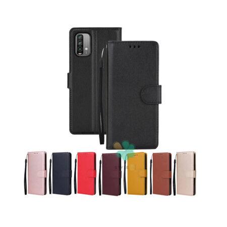 خرید کیف چرم گوشی شیائومی Redmi Note 9 4G مدل ایمپریال قفل دار