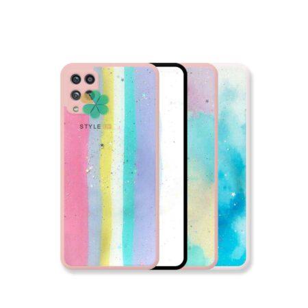 خرید قاب رزینی گوشی سامسونگ Samsung Galaxy A12 مدل کالرپاپ
