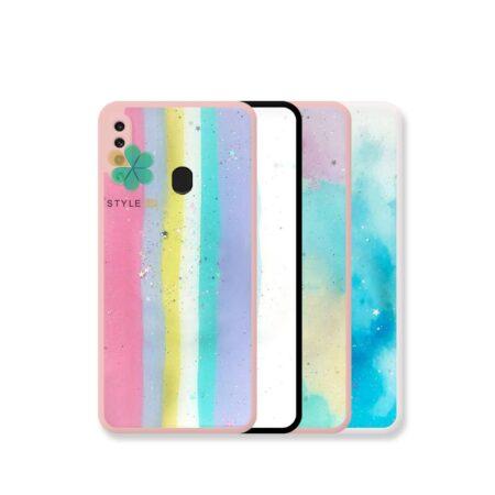 خرید قاب رزینی گوشی سامسونگ Samsung Galaxy A20s مدل کالرپاپ