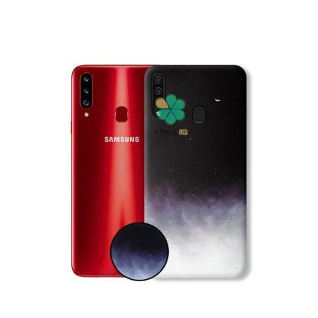 خرید کاور گوشی سامسونگ Samsung Galaxy A20s طرح MoonChild