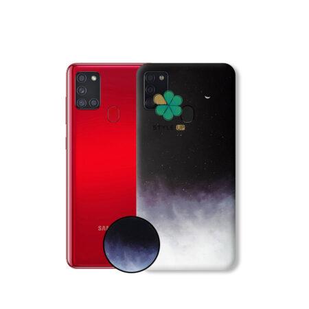 خرید کاور گوشی سامسونگ Samsung Galaxy A21s طرح MoonChild