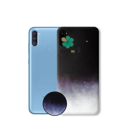 خرید کاور گوشی سامسونگ Samsung Galaxy M11 طرح MoonChild