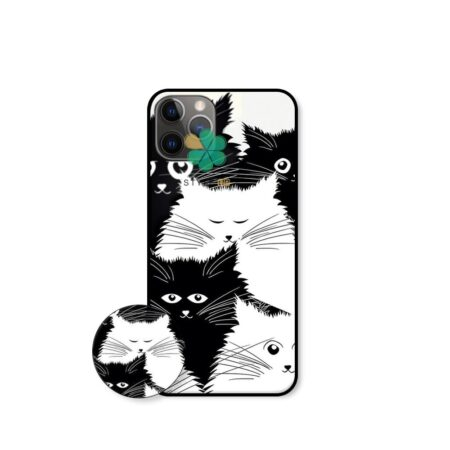 خرید کاور گوشی اپل آیفون Apple iPhone 11 Pro طرح Smelly Cat