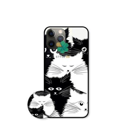 خرید کاور گوشی اپل آیفون Apple iPhone 12 Pro Max طرح Smelly Cat