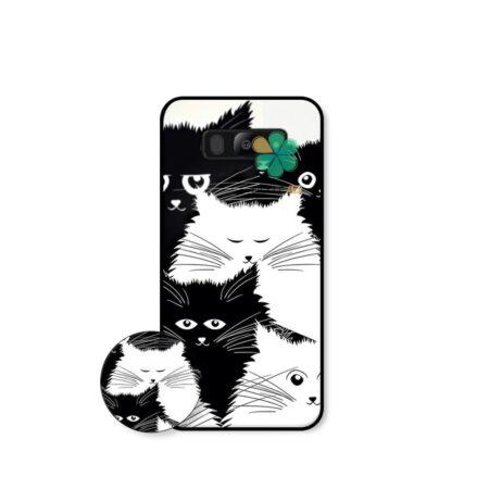خرید کاور گوشی سامسونگ Samsung Galaxy J5 2016 طرح Smelly Cat