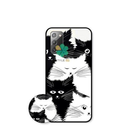 خرید کاور گوشی سامسونگ Samsung Galaxy Note 20 طرح Smelly Cat