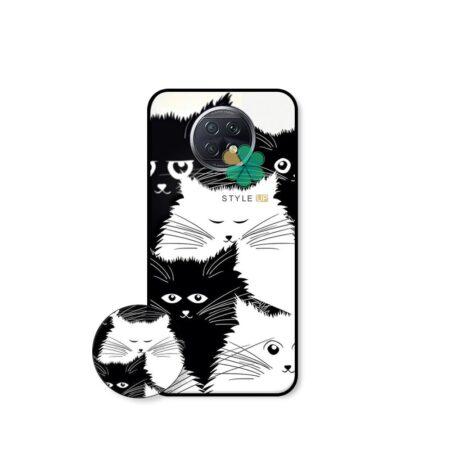 خرید کاور گوشی شیائومی Xiaomi Redmi Note 9T 5G طرح Smelly Cat