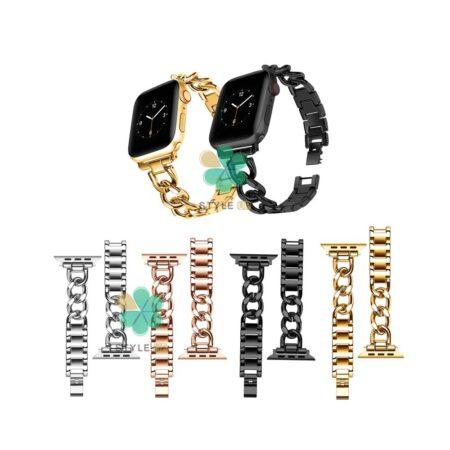خرید بند فلزی ساعت هوشمند اپل واچ Apple Watch 38/40mm مدل EverSnows
