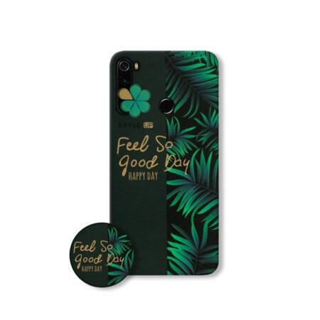 خرید کاور فانتزی گوشی شیائومی Redmi Note 8 2021 طرح Feel So Good Day