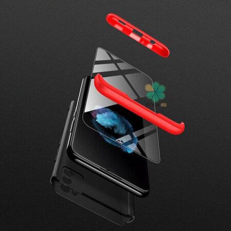 عکس قاب 360 درجه گوشی سامسونگ Samsung Galaxy A02s مدل GKK