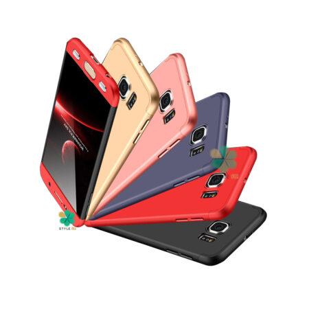 خرید قاب 360 درجه گوشی سامسونگ Samsung Galaxy S6 مدل GKK