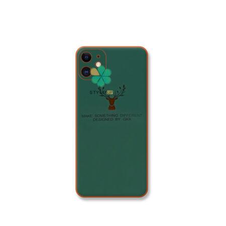 خرید قاب گوزنی برند GKK گوشی ایفون Apple iPhone 11 مدل Gold Elk